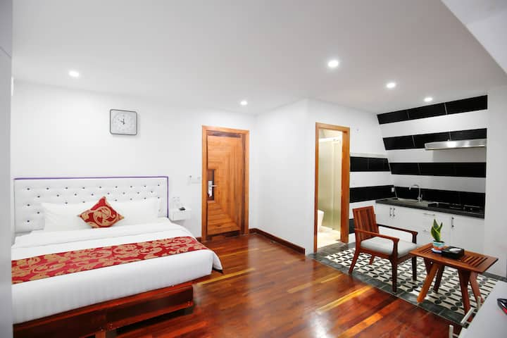 Double Room Free 1 Day Angkor Wat Tour Zita Angkor