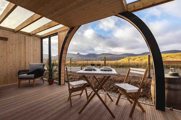 Skye Red Fox Retreat -  ultimate luxury glamping