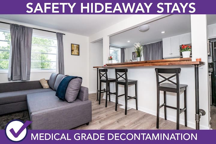 Safety Hideaway - Medical Grade Clean Home 20