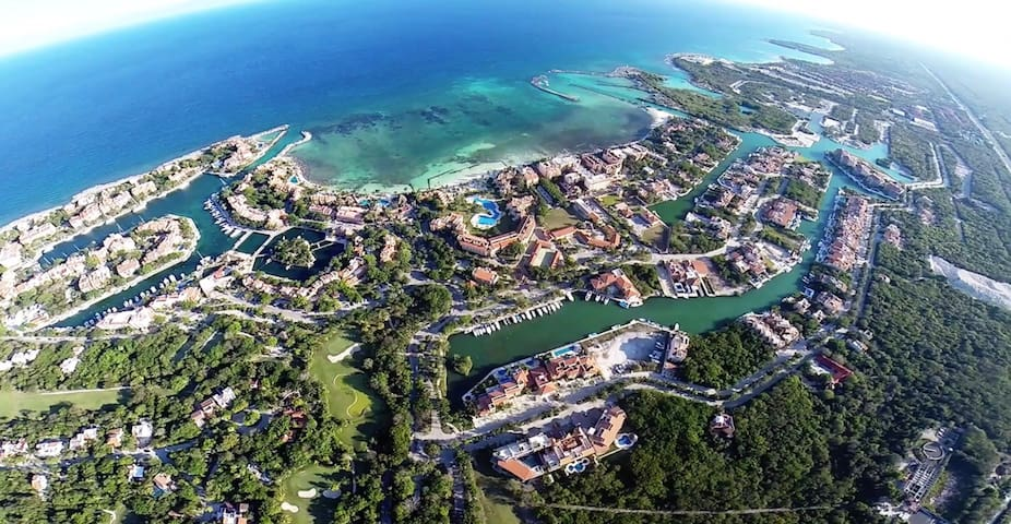 New fully furnished studio in Puerto Aventuras