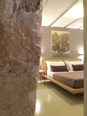 Historic Lecce Suite -  loft in a XVIsec Palace