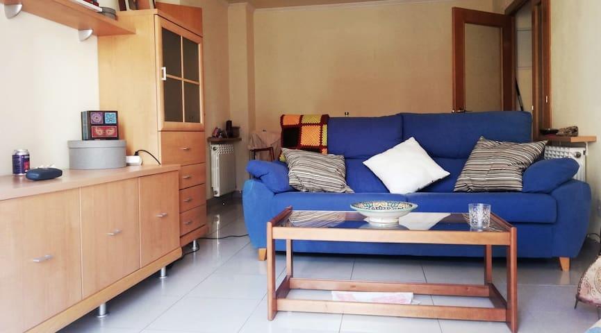 Habitación con terraza en zona céntrica!