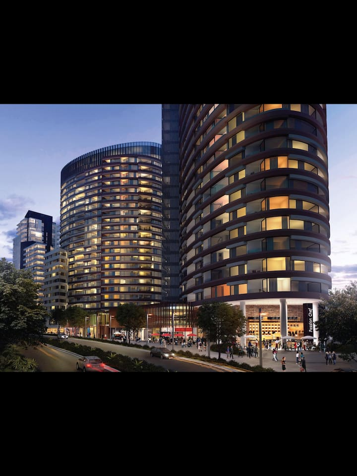 L26*Amazing Sky view*Olympic Park*Entire 2 bedroom
