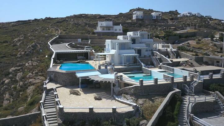 Ornos Beach Villa Mykonos