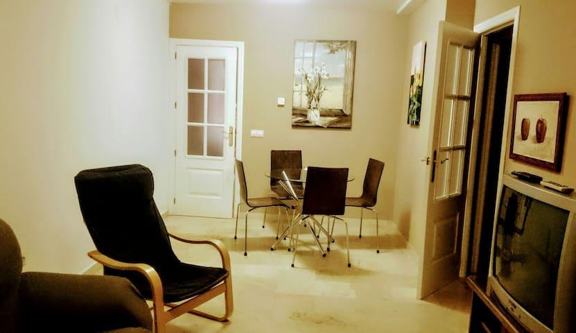 Visita Granada y alojate aquí - Armilla  - Wohnung