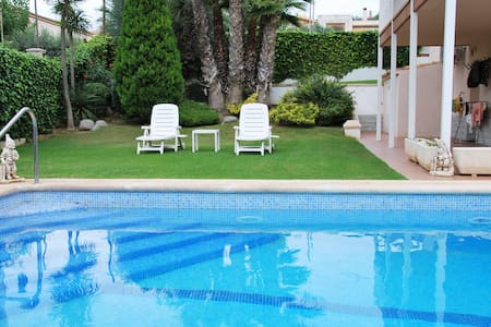 Villa Iris for 10 people with private pool - Cubelles - Villa