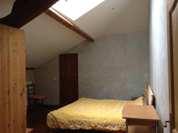 Habitación para 2 personas con jaccuzzy