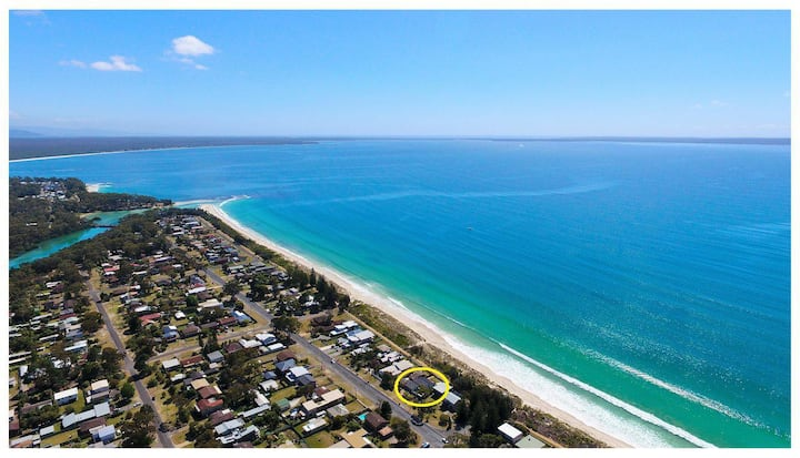 On the Beach :: Jervis Bay Rentals