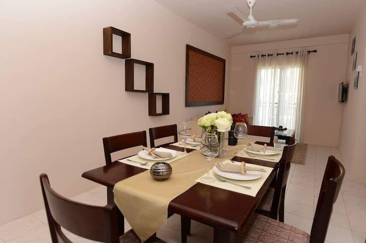 Latitude Holiday Apartment - Galle