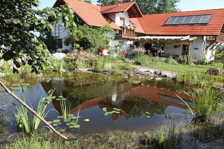 Schöne Unterkunft in Oberbayern - Fuchstal - Casa