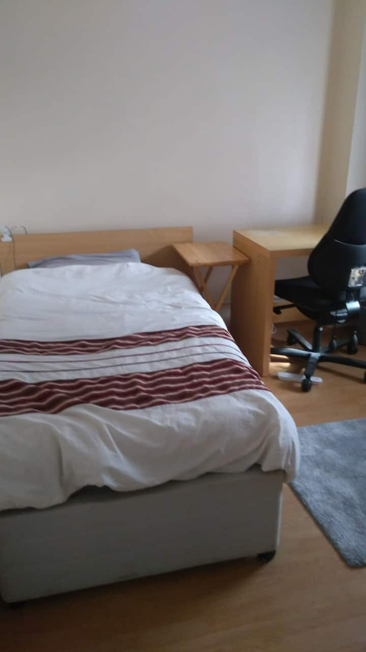 Another room close to city and universities