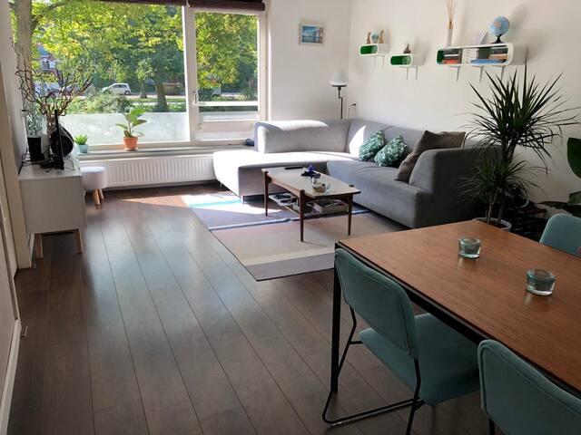 Modern appartment in green environment near centre