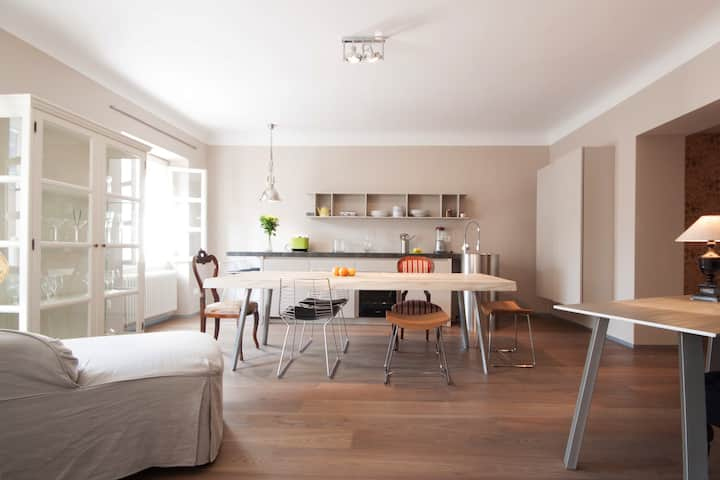 Modern Apartment in Old Town Ljubljana