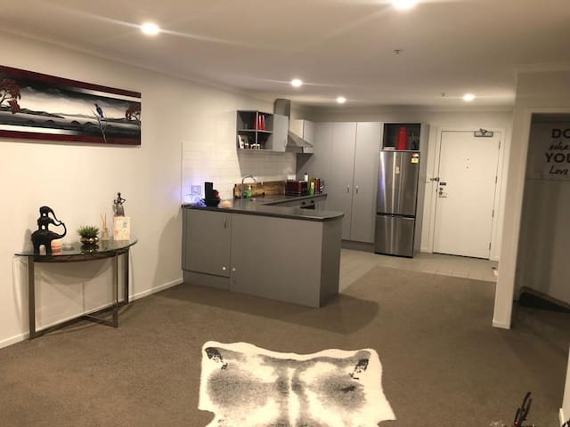 Furnished apartment located in Eden Terrace