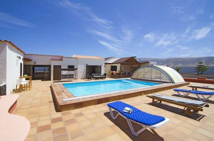 Villa Vista Graciosa - Teguise - Casa de camp