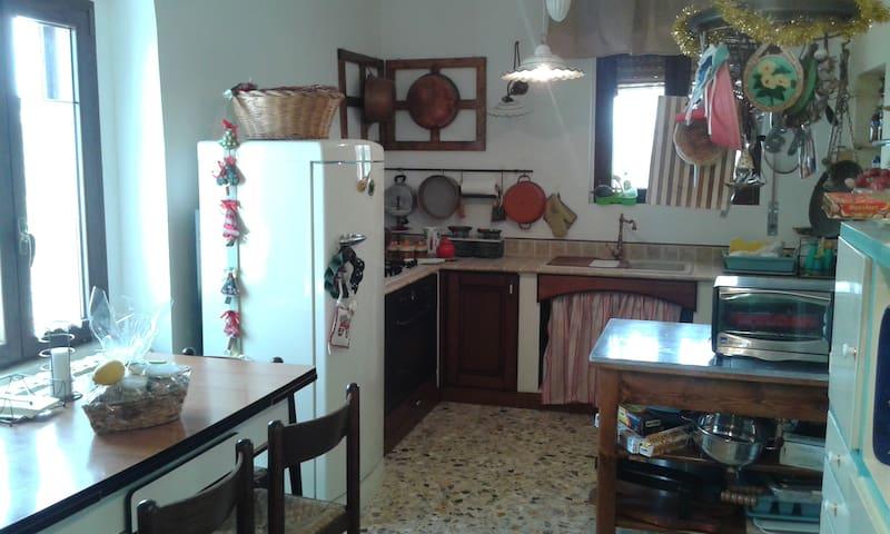MASSERIA SPJAZZINE - Montenero di bisaccia - Huoneisto