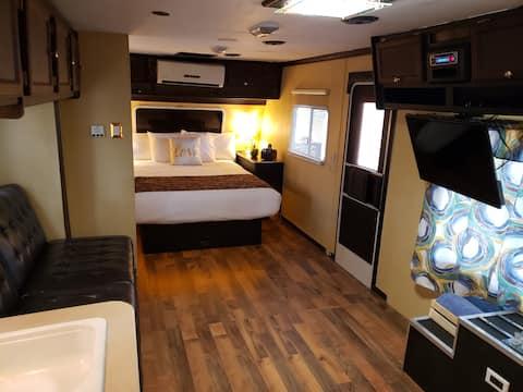 Suite - Casa Rodante (Zamorano) Hotel Quinta Pat