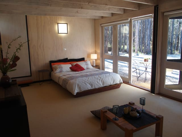 Tranquil Private Bushland Studio - Daylesford - Appartement