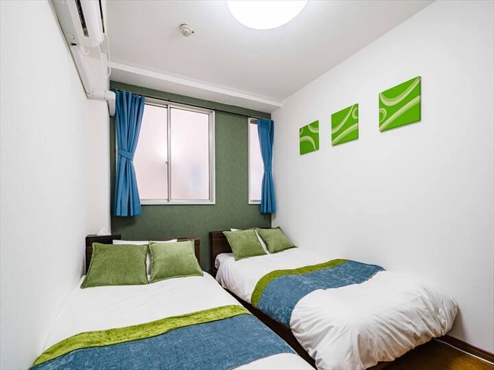 New Open! Osaka cozy hostel near Namba#46