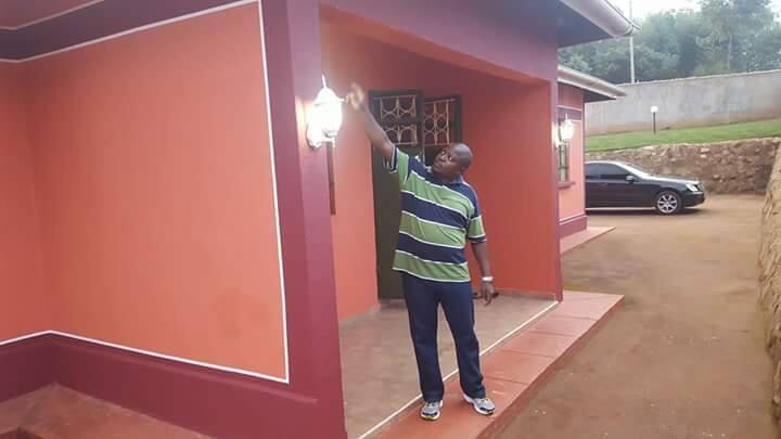 Nyamira Country Home