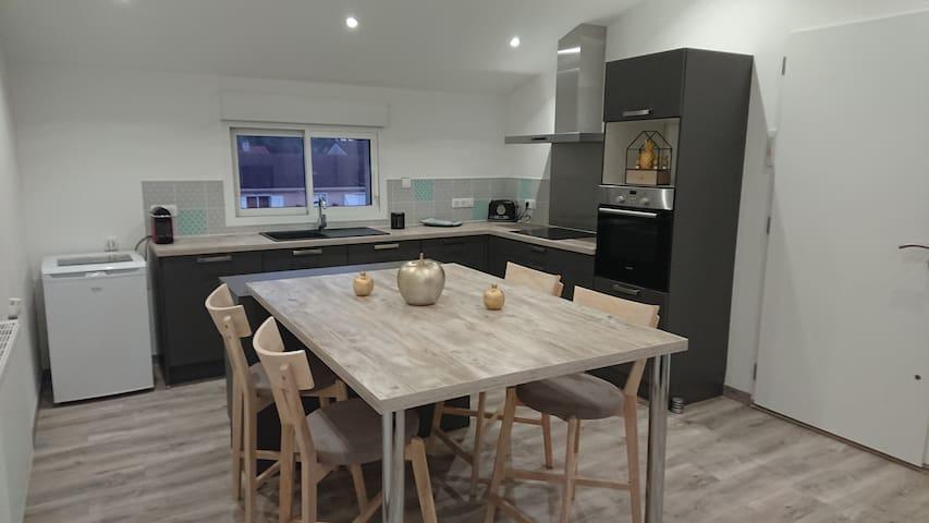 Appartement neuf  dans villa à Tournefeuille