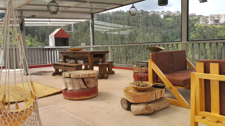 Chez Elena City Camping - Quito
