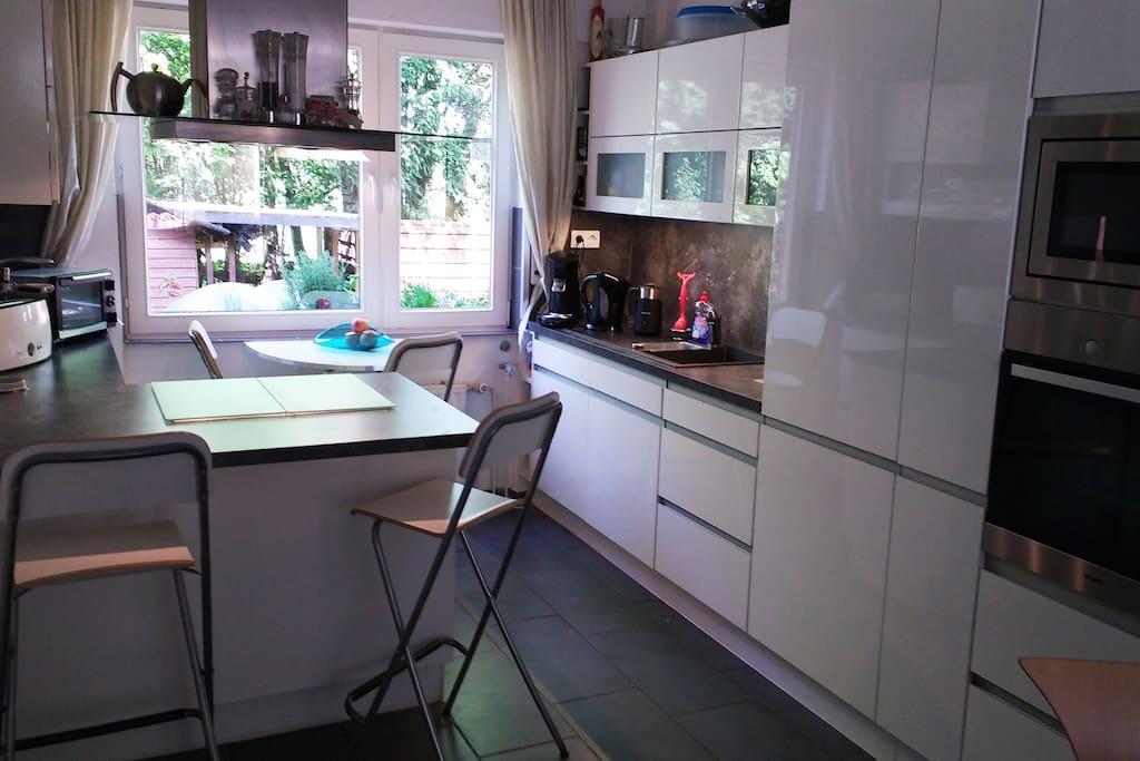 Küche/ Kitchen