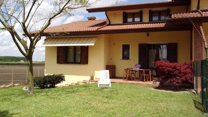 Villa relax e turismo (Venezia) - Correzzola - Casa
