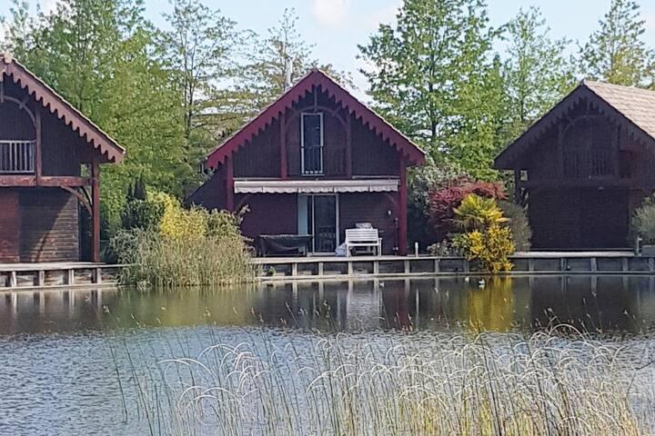 Joli chalet proche Lac
