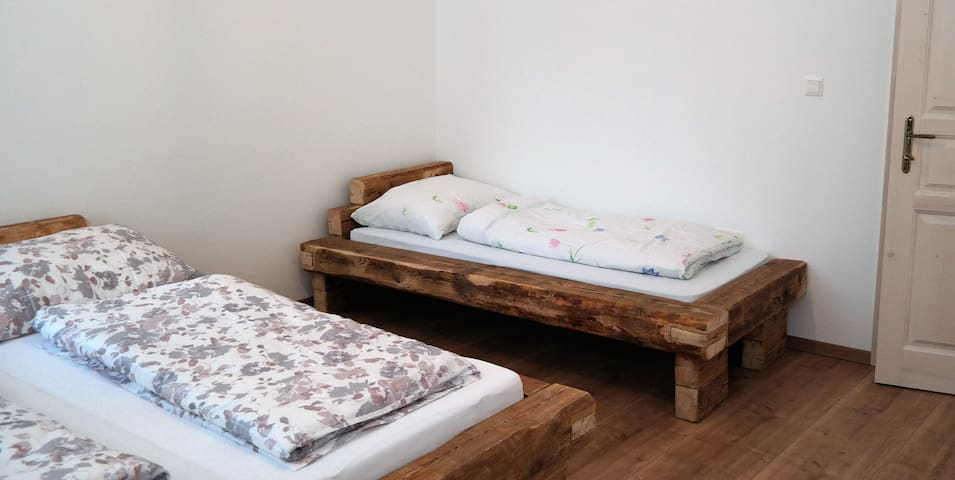 NEWrenovated accommodation in a four-side farmyard - Wilhersdorf - 단독주택