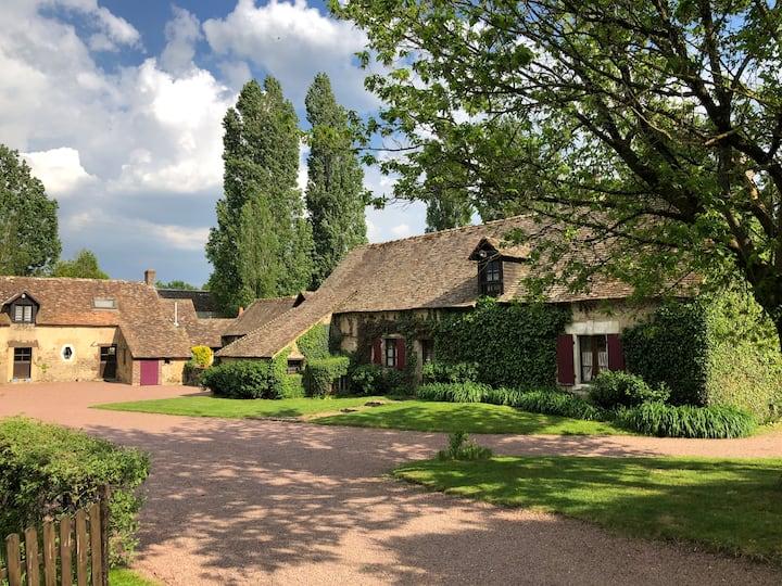 Studio / gîte à la campagne à proximité du Mans