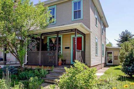 Small budget room in Old North Columbus - Columbus - Hus