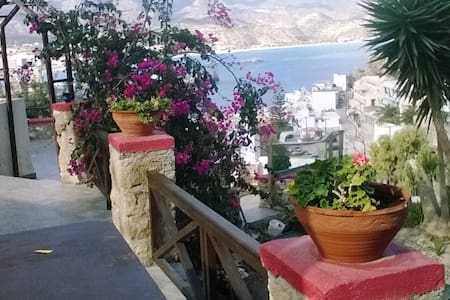 Sisamos - Karpathos - House