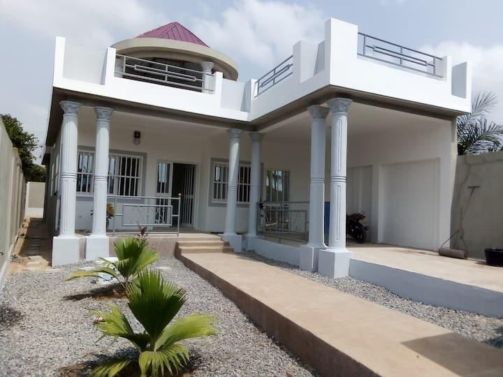 Villa meublée à louer à Adidogomé Atilamonou