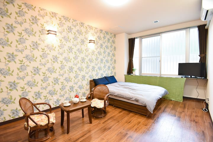NEW! Apartment in Nago CBD! Local owner welcome u!
