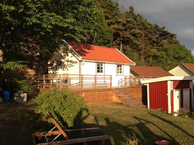 Sannäs havsutsikt nära Grebbestad - Sannäs