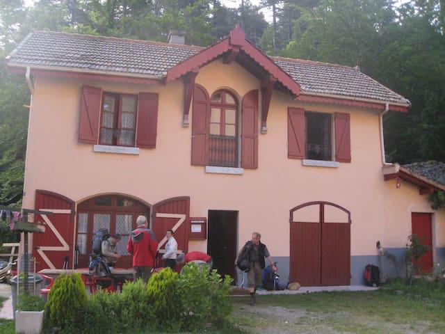 Chalet dortoir confortable a proximité du GR 20 - Vivario