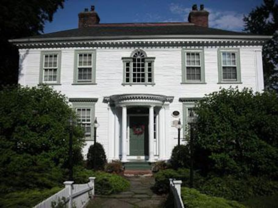 daniel stebbins house b b bed and breakfasts for rent in south hadley massachusetts united. Black Bedroom Furniture Sets. Home Design Ideas