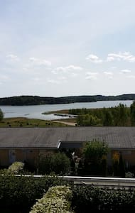 94 sqm apartment with balcony, terrace & sauna - Turku - Pis