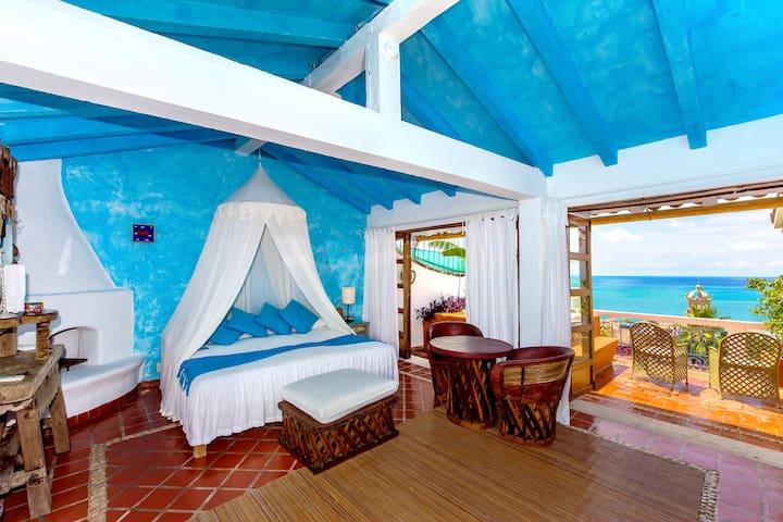 Romántica suite estilo mexicana