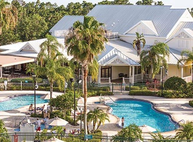 ORLANDO KINGSTON REEF 2BDRM CONDO SLPS 6 WORLDMARK - Orlando - Flat