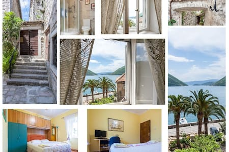 Double room with spectacular sea view!!!
