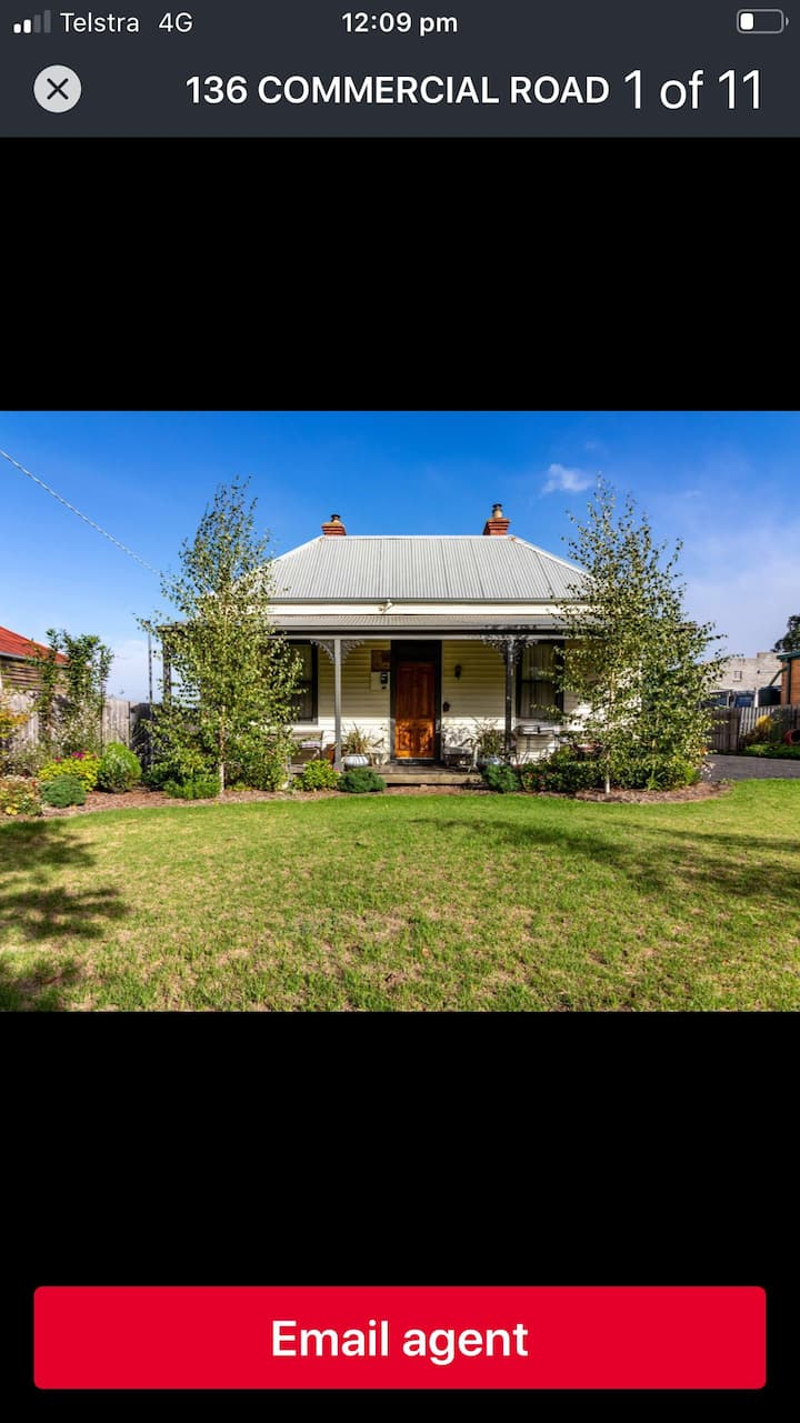 Old world charm in heart of Yarram