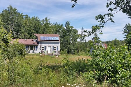Coastal Maine Off the Grid Cottage - Surry