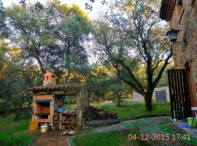 Alojamiento Rural.Sierra de Aracena - Los Marines - House