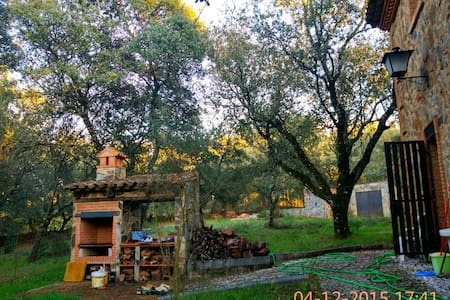 Alojamiento Rural.Sierra de Aracena - Los Marines