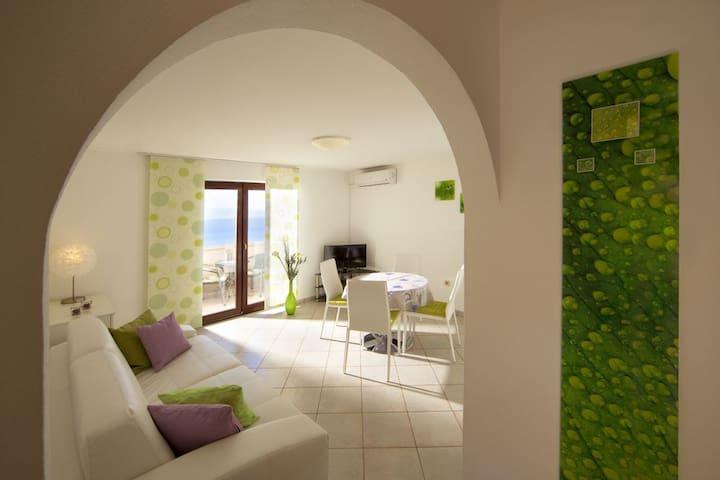 Apartment White Oleander - Ravni - Apartment