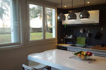 Bel appart moderne, raffiné, lumineux et calme - Wohnung
