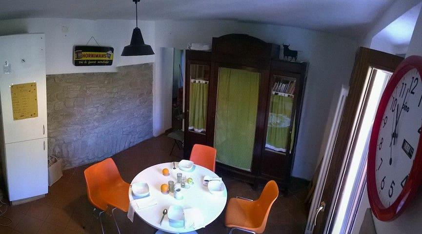 Appartamento mensile a Brisighella