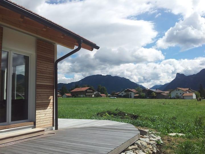 Ferienhaus in den Ammergauer Alpen
